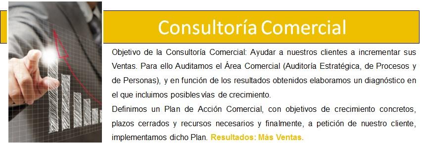 Consultoría comercial